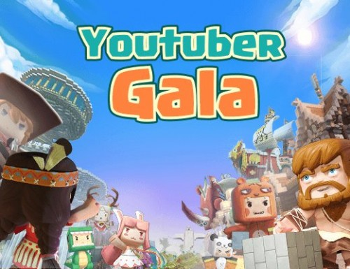 Mini World Youtuber-Gala