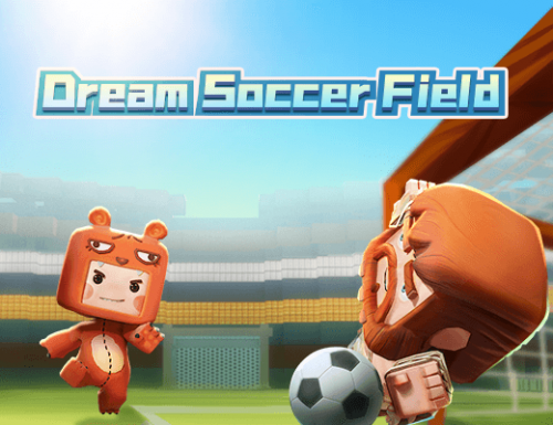 Dream Soccer Field  Event!