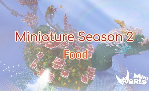 Miniature Season2-Food