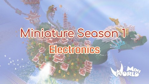 Miniature Season1-Electronics