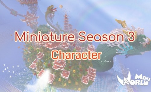 Miniature Season 3-Character