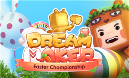 MDM-Mini Dream Maker-Easter Championship is coming right up!