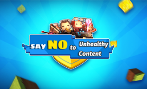 Say No to Unhealthy Content: Banned List I